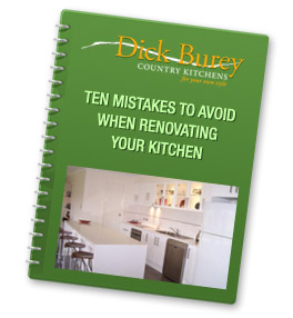 Ten Mistakes to Avoid when Renovating Your Kitchen